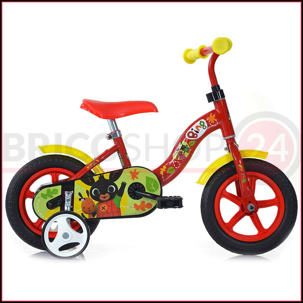 2 rotelle stabilizzatori bici bicicletta bimbo bambino epoca vintage