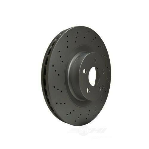 Disc Brake Rotor-High Carbon and Fully Coated Front Hella-PAGID 355123012