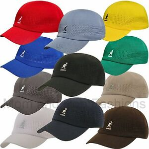 Image is loading Authentic-Kangol-Ventair-Spacecap-Vented-Baseball-Cap-Hat- 5626ca8e429