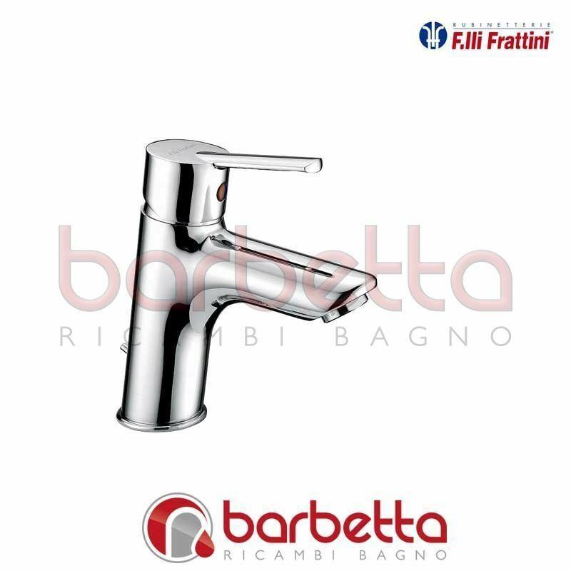 MONOCOMANDO PER LAVABO CON SCARICO MITO FRATTINI 81054