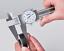 "Fowler Full Warranty Stainless Steel Shockproof Dial Caliper 52-008-712-0 0-12/"""