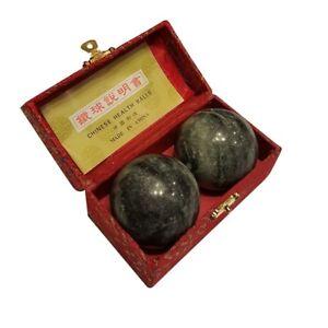 Black-Marble-Stone-Chinese-Healthy-Exercise-Massage-Baoding-Balls