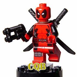 2018 20ps Marvel Super heroes Deadpool The Flash Spiderman ... |Lego Marvel Superheroes Deadpool Set
