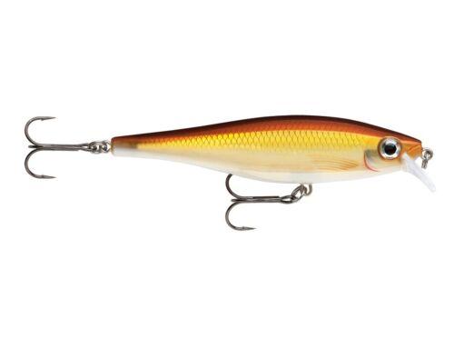 poisson nageur Life-like 7cm 7g Flottant leurre Rapala BX Minnow