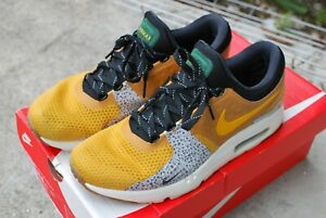 Details about USED NIKE AIR MAX ZERO JP ID SAFARI WOLF GREYMULTI AH1809 073 SIZE 10.5 ATMOS