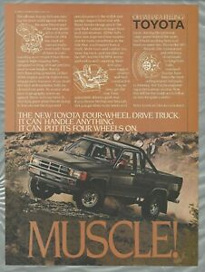 1984-TOYOTA-PICKUP-advertisement-Toyota-4x4-Xtra-Cab