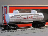 Lionel 6463 Santa's Sleigh Rocket Fuel Tank Car O Gauge Train Tanker 6-81494