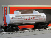 Lionel 6463 Santa's Sleigh Rocket Fuel Tank Car O Gauge Train Tanker 6-81494