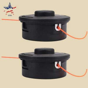 (2 Pack)Stihl Autocut 25-2 Bump Feed Strimmer Trimmer Head 4002 710 2191