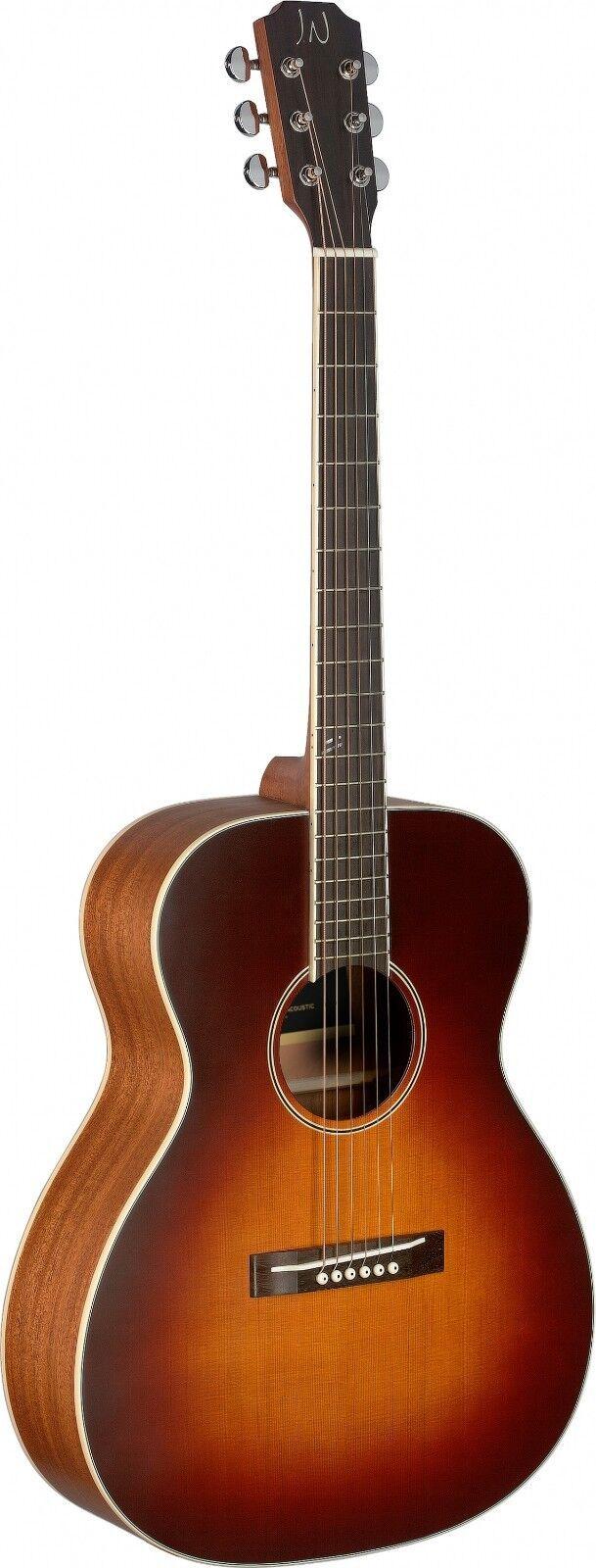 James Neligan ezr-om la guitarra acústica Ezra serie serie serie Orchestra modelo Massive manta ff97e7