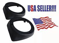 Harley Davidson Street Glide Vented Lower Fairing 6.5 Speaker Adapter Pods Box