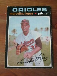 1971-OPC-O-Pee-Chee-125-Ray-Fosse-Cleveland-Indians-QQ