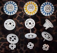 Bally 1974 Amigo / 1973 Monte Carlo pop bumper kit