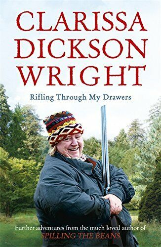 1 of 1 - Rifling Through My Drawers by Dickson Wright, Clarissa 0340977477 The Cheap Fast
