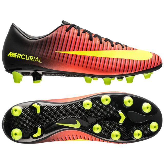 Scarpe Nike Mercurial Victory VI Ag-pro Taglia 44.5 831963-870 Rosso ... 4b2530813ac