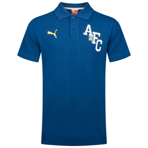 Arsenal London FC PUMA Fan Herren Fußball Polo-Shirt 747106-03 747106-01 neu