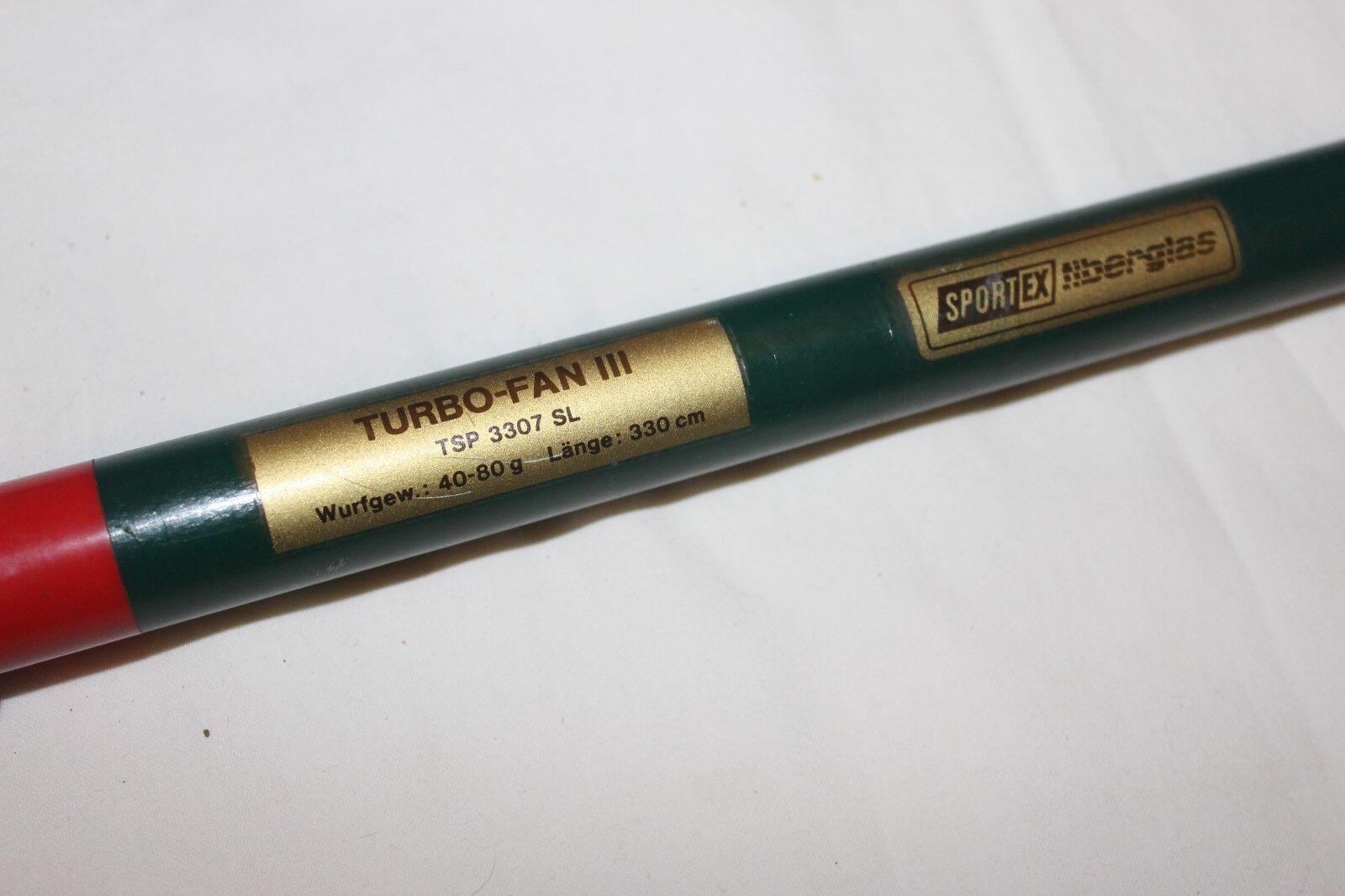 SportexTURBOFAN III  3,30mwg 4080gnr359