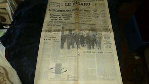 JOURNAL-MORT-DE-GAULLE-LE-FIGARO-14-ET-15-NOVEMBRE-1970-22-PAGES