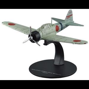Ixo-Deagostini-1-72-WW2-de-Combat-Mitsubishi-A6M2A-Zero-Type-0-Modele-11-Zeke