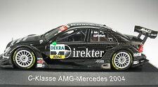 MINICHAMPS - AMG Mercedes-Benz C-Class - DTM 2004 - Paffett - NEU in OVP - 1:43