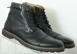 Estabrook Cap Toe Boot Black 14196-001