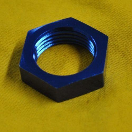 Bulkhead Nut Aluminum 16 an to Fitting