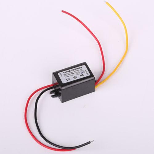 DC//DC 12V to 5V//6V//9V 2A//3A 15W Converter Step down 3A 15W Car Power Supply BSG