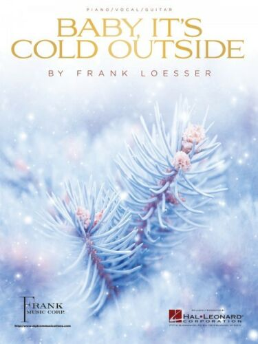 Baby It/'s Cold Outside Sheet Music Piano Vocal NEW  000441149