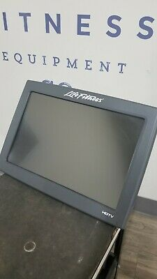 """USED LIFE FITNESS ATTACHABLE HDTV SCREEN 17"""" MONITOR ONLY"""