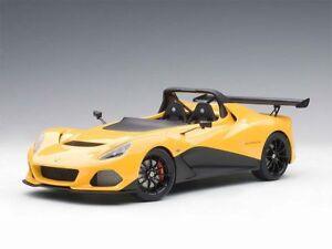 1/18 Autoart 75393 - Lotus 3-eleven (jaune)