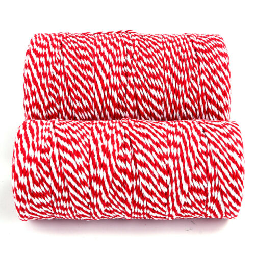 Bakers Twines for Arts Crafts and GiftsWrapping 100m//200m Cotton Cooking String