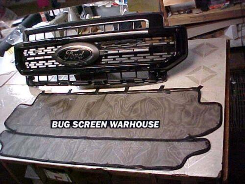 2020 2021 Bug Screen Ford Super Duty F250 F350 F450 F550 Bug Screen Grill Cover