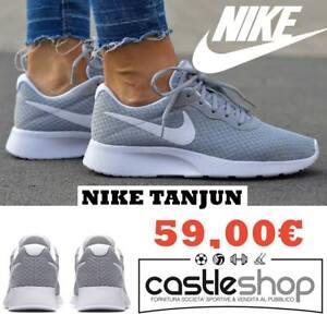 reputable site 71b31 5eda7 Caricamento dell'immagine in corso Nike-tanjun-scarpe-donna-running-corsa- fitness-moda-