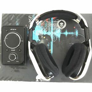Astro-A40-Mixamp-Pro-Xbox-One-Attachment-White-Read-Description-Condition