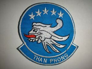Vietnam-War-ARVN-Air-Force-33rd-Flying-Group-034-THAN-PHONG-034-Patch