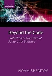 Beyond-the-Code-Protection-of-Non-Textual-Features-of-Software-by-Shemtov-Noam