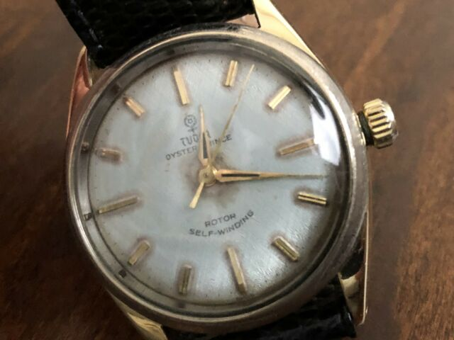 Tudor Oyster Prince Small Rose Automatic Vintage Watch