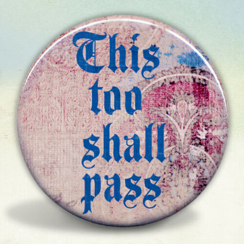 This Too Shall Pass Pocket Mirror tartx