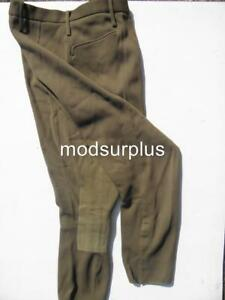 All Sizes Jodhpurs Genuine British Army Household Cavalry No2 Dress Breeches
