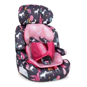 Cosatto-Zoomi-Group-123-Car-Seat-with-5-Point-Plus-Unicorn-Land