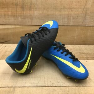 Nike-Boys-Jr-Hypervenom-Phade-III-Soccer-Cleats-Blue-Colour-Block-852580-004-5Y
