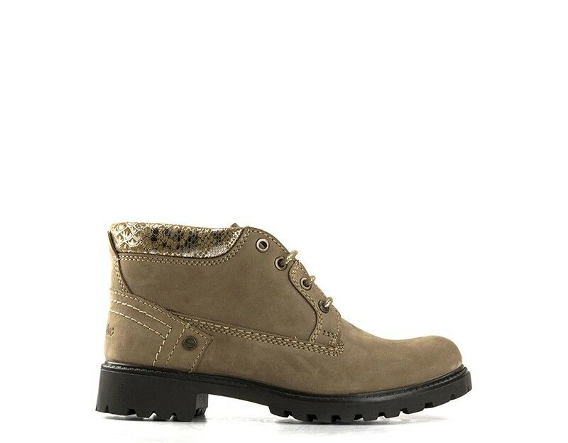 Chaussures WRANGLER femme Couleur taupe 162505-029