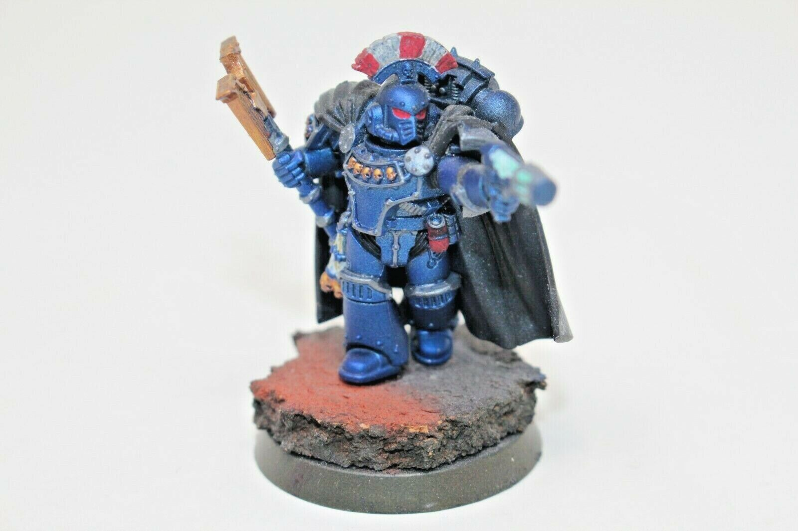Warhammer Space Marines Chaplain 30k Well Painted - JYS53