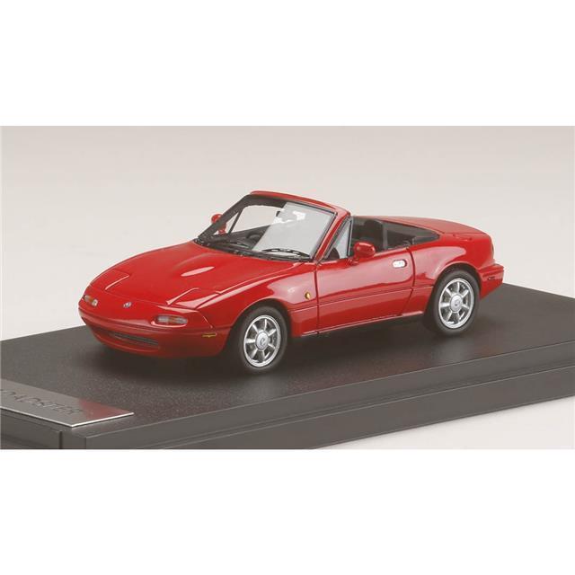Mark 43 PM4398R 1 43 Eunos Roadster NA6C 1989 rosso Clásico