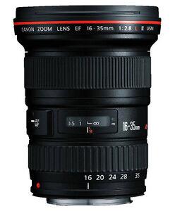 Canon EF 16-35mm F/2.8 L III USM Wide Angle Lens Brand New Agsbeagle