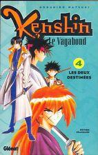 KENSHIN LE VAGABOND tome 4 Watsuki MANGA shonen