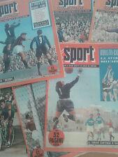 lo sport illustrato 1954