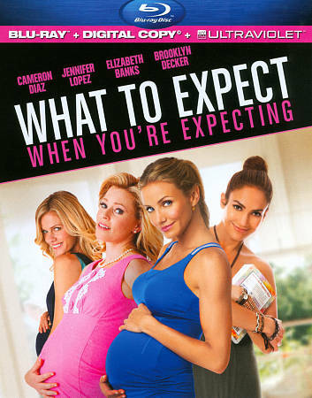 What To Expect When You re Expecting BLU-RAY Kirk Jones DIR  - $1.75