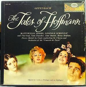 ED1-Stereo-Epic-1960-LE-CONTE-offenbach-the-tales-of-hoffmann-3-LP-Mint-BSC-101
