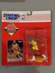 6dd21121811 Starting Lineup 1995 Nick Van Exel Los Angeles Lakers basketball